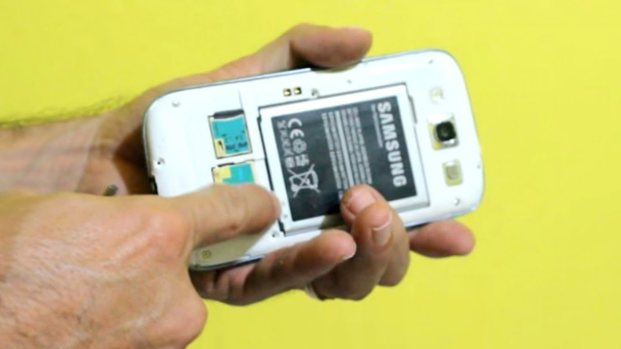 Samsung galaxy s3 mini i8190 power button ways - How To Turn On Samsung Galaxy S3 Without Or Damaged Power Button Youtube