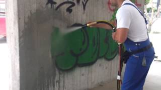 Graffiti   Tennessee Valley Dustless Blasting