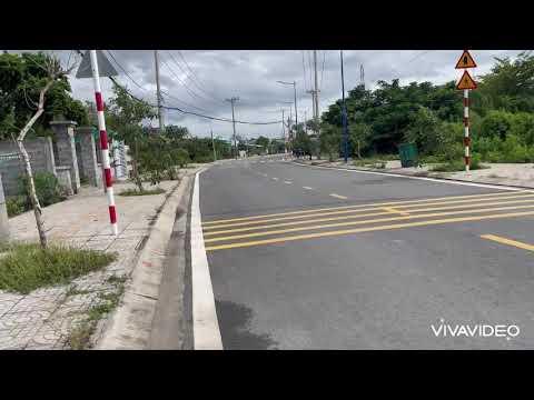 Bán đất đường Tắc Xuất - Hoa hậu Cần Giờ 10x20 full thổ phân dc 2 lô