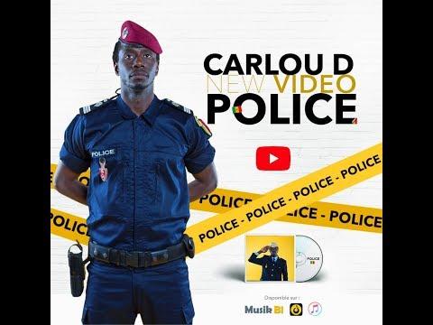 Carlou D - La Police (Video HD)