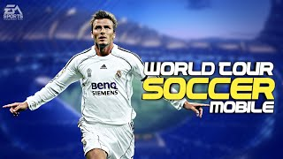 World Tour Soccer Android Offline 350 MB Best Graphics