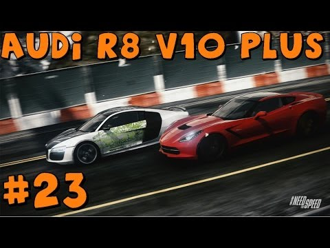 Need For Speed Rivals | Xbox One | Part 23 | Audi R8 V10 Plus