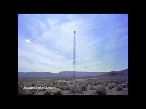 The Smoky tower - atomic bomb