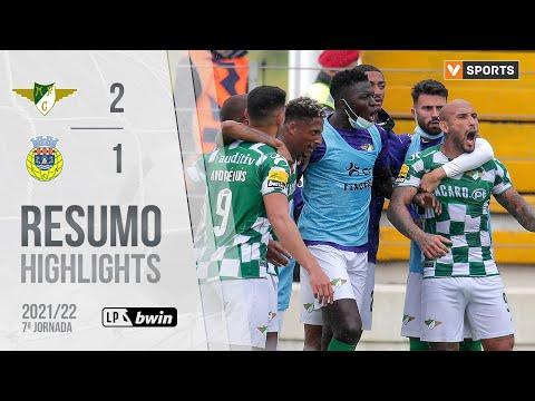 Moreirense Arouca Goals And Highlights