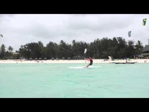 Paje kite beach - Zanzibar