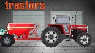 Tractor For Kids | Videos For Babies _ Constructions