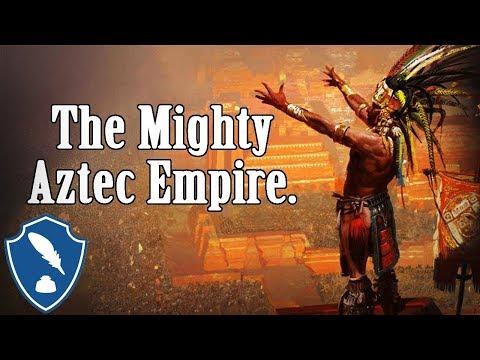 Aztec Empire and Warfare.