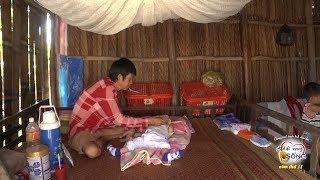 Người mẹ nhẫn tâm bỏ chồng bệnh tật và 3 con thơ dại ra đi không một lời nhắn nhủ