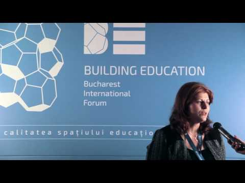 Building Education Bucharest 2016: Prof. Dr. Elvira Rotundu