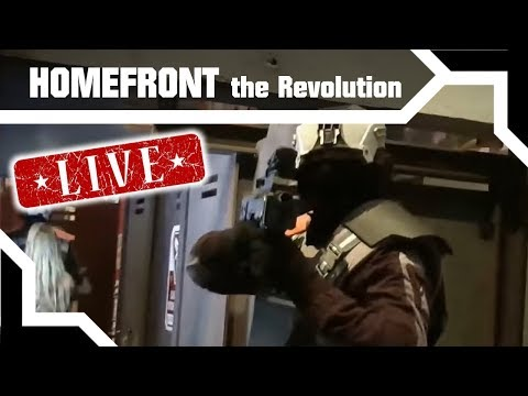 HOMEFRONT the Revolution 💀 Gaming Live Event |