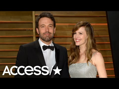 Ben Affleck Shares His Support For Ex Jennifer Garner's New Man: He 'Just Wants Her To Be Happy'