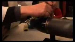 Nachbau V1 Triebwerk Pulsorohr