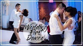 Bachata Salsa Wedding Dance | BEST First Dance