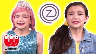 Zuzaachef: Episode 3 - The Final! Cooking Contest - Princesses In Real Life | WildBrain Kiddyzuzaa