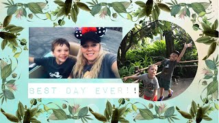 USA FAMILY VLOG 3. DISNEY CITY!