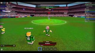 Roblox Fifa Challenge