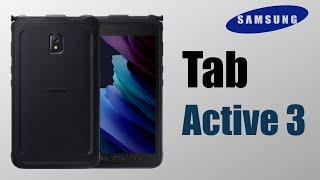Samsung Galaxy Tab Active 3 First Look