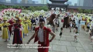PSY - KOREA (720p) Eng subs