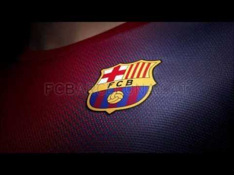 Fc Barcelona Kits 2012-2013