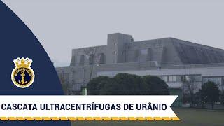 Inauguração da 7ª cascata de uItracentrífugas de urânio
