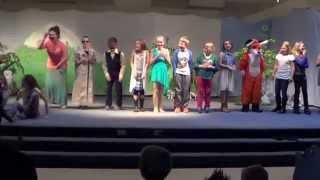 Rocky Ridge talent show end finale 2015