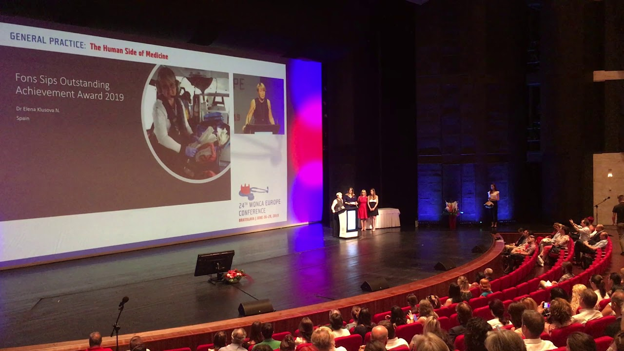 24th WONCA Europe Conference 2019: Day 4 Report | WONCA Europe
