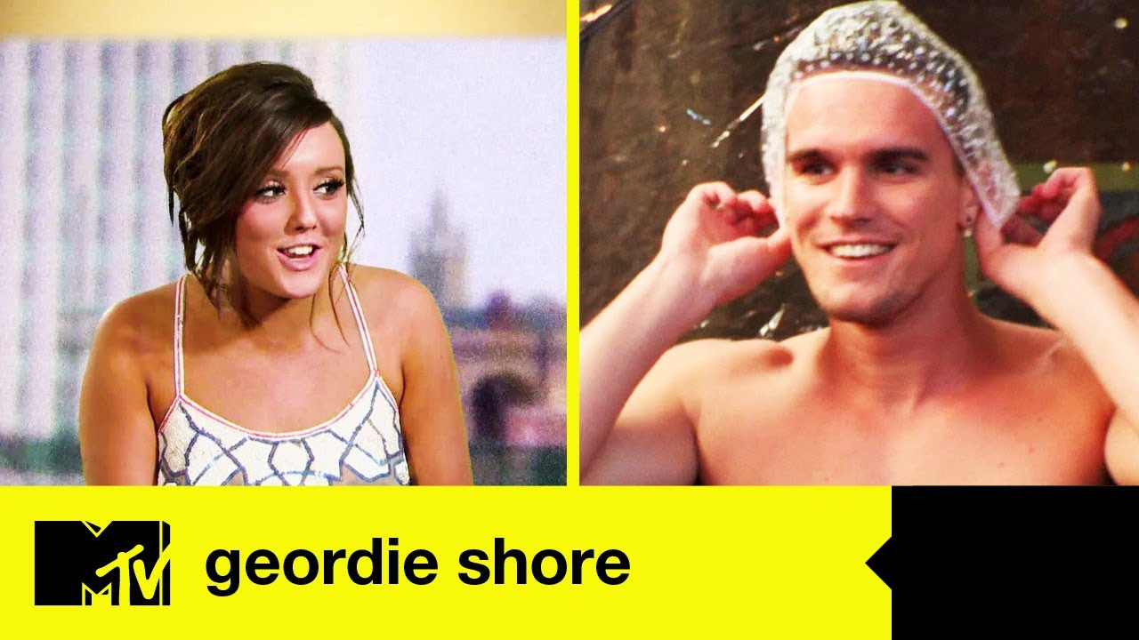 Geordie Shore 2: Geordies abbronzati con l'abbronzante spray | Episodio 1
