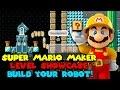 Build Your Robot! - Super Mario Maker Level Showcase