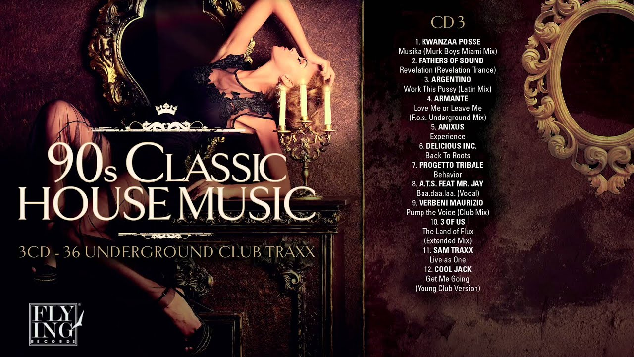 90s Classic House Music Volume 3 Full Album Youtube