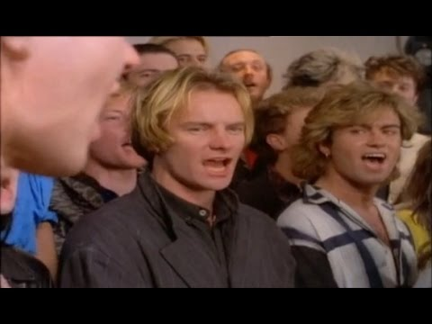 Band Aid 1984 - Do They Know It's Christmas? (Christmas Song ...