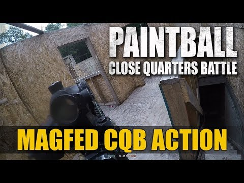 Magfed Paintball - CQB Action