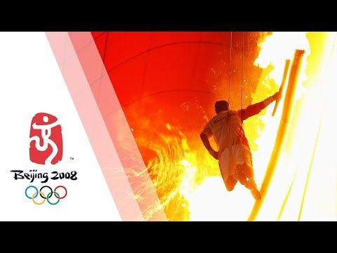 Beijing 2008 Opening Ceremony Highlights