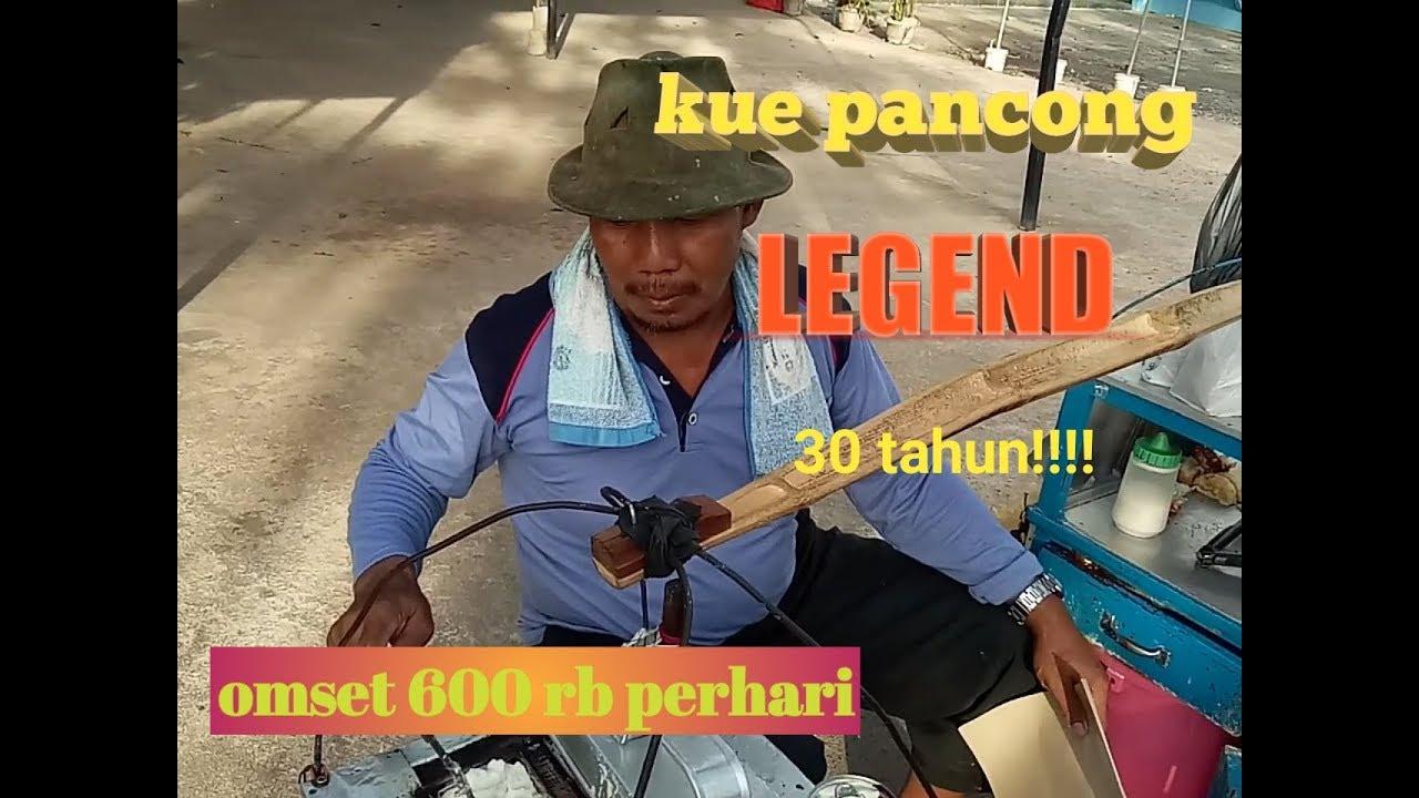 KUE PANCONG LEGEND 3 JAM HABIS 1 EMBER