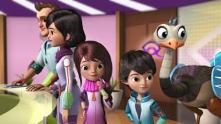 Майлз с другой планеты - Все серии подряд  (Сезон 1 Серии 4, 5, 6) l Детский мультфильм Disney