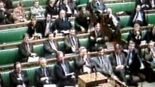 UK Parliament - Deputy Speaker Sir Alan Haselhurst early days 2