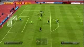 FIFA 13 | Club Ep.4 | Torneo Apertura 1ª y 2ª Jornada | Heads Up | By DjMaRiiO