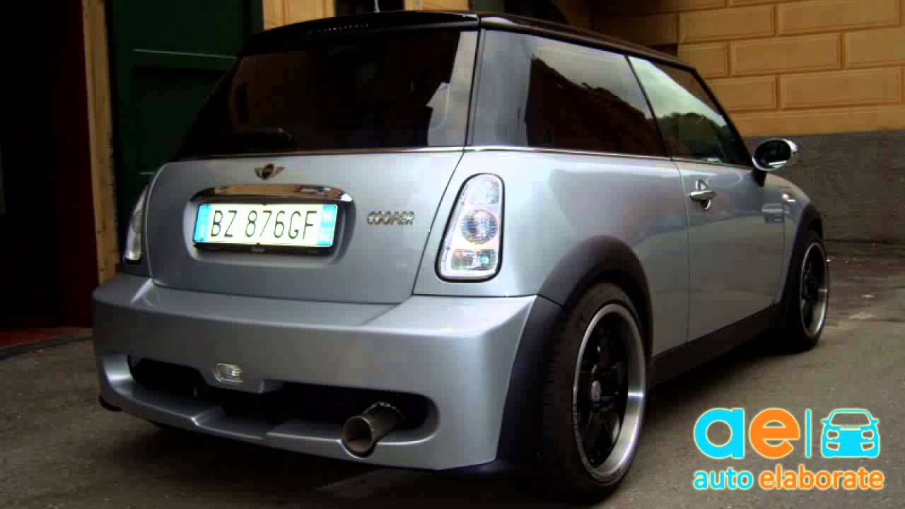 mini cooper 115cv tuning youtube. Black Bedroom Furniture Sets. Home Design Ideas