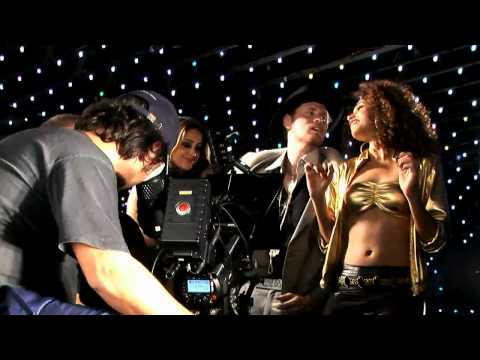 Making Of Mr  Pimpa - Anthony Moore AXE MUSIC STAR COMMERCIAL