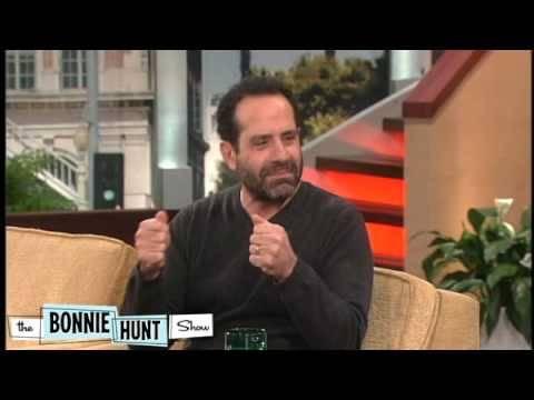 Tony Shalhoub gets MONKish - THE BONNIE HUNT SHOW