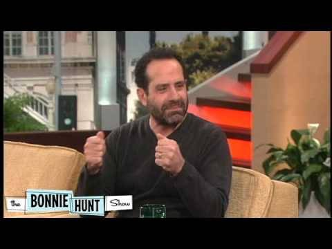 Tony Shalhoub gets MONKish  THE BONNIE HUNT