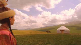 Book trailer- Travel Guide to Kazakhstan.