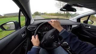 Opel Crossland X 1,2T test
