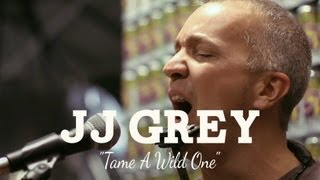 Tame A Wild One - JJ Grey - Live at Sun King Brewery (My Old Kentucky Blog Session)