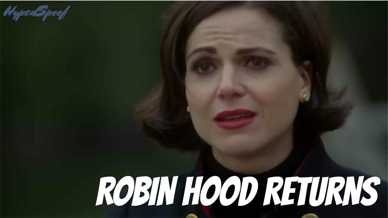 Download Once Upon a Time Season 6 Episode 10   Robin Hood 's Back