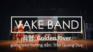 """Golden River"" - 구본성 - VAKE BAND cover 