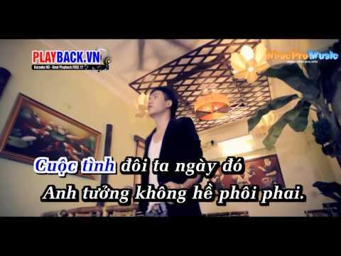 [ Karaoke HD ] Hết - Phạm Trưởng Full Beat ( Beat Gốc )