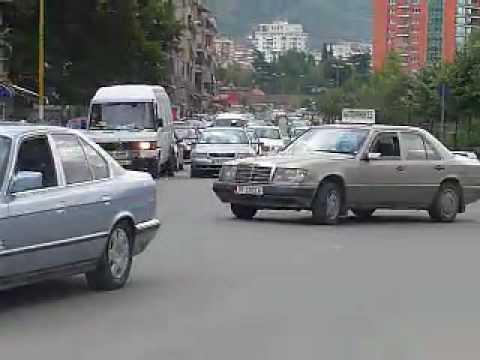 Mercedes parade in albania part 2 youtube for Mercedes benz albania