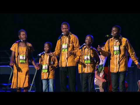 GC2012: Congo Family Singers