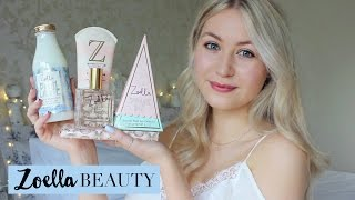 New Zoella Beauty Sweet Inspirations Unboxing/Review & GIVEAWAY | Meg Says