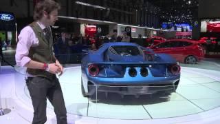 Ford GT at Geneva 2015 | evo MOTOR SHOWS